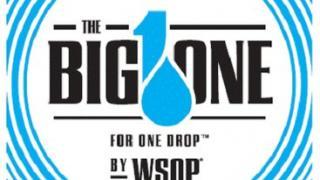 big one for one drop wsop
