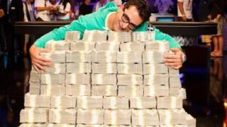 esfandiari big one