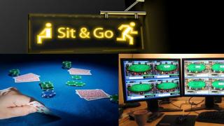 sit and go poker online