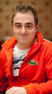 Christopher McClug [Foto:PokerStars Blog]
