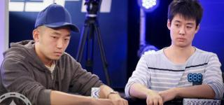 Aaron Lim Andy Lee WSOPA