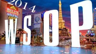Las Vegas WSOP 2014