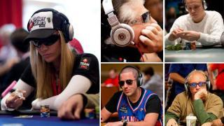 cuffie musica poker