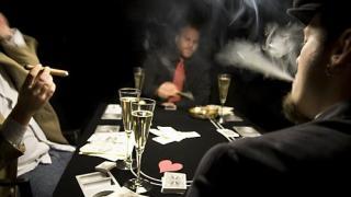 poker fumo
