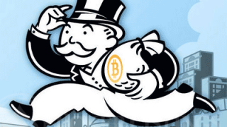 bitcoin monopoly