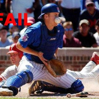Catcher Fail