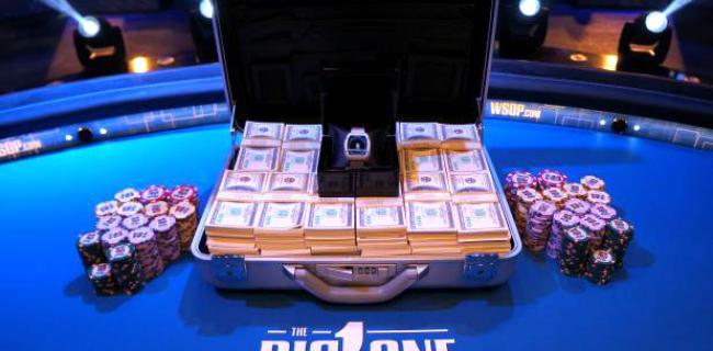 Big One Drop 2012