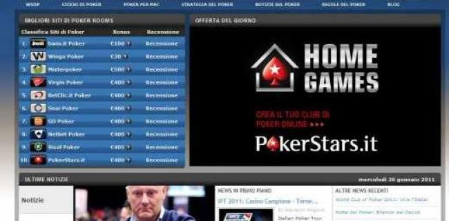 PokerListings.it Si Rifà il Look!