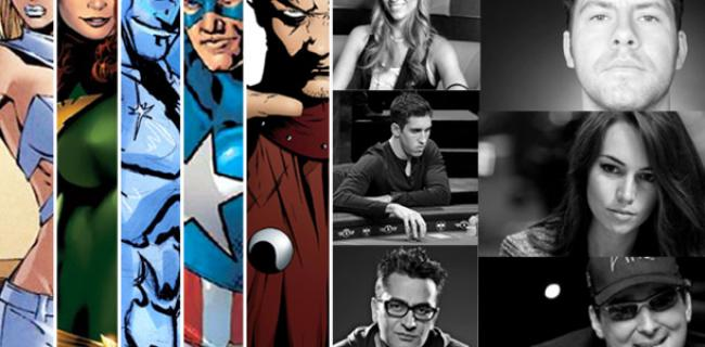 Marvel Poker Super Hero – la top 10 dei Super Eroi del poker