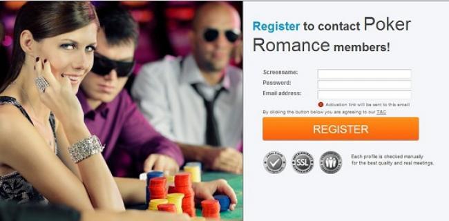 """Ecco il """"Meetic"""" esclusivo per i pokeristi!"""