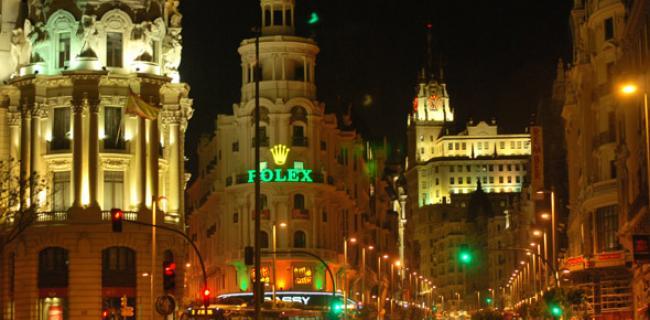 Guida a Madrid per l'ESPT 2014