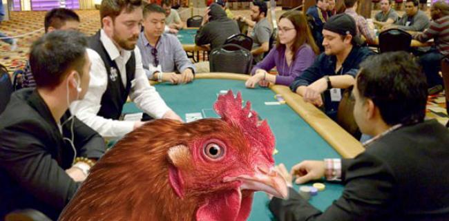 Poker tra Amici: Come Trovare il Pollo