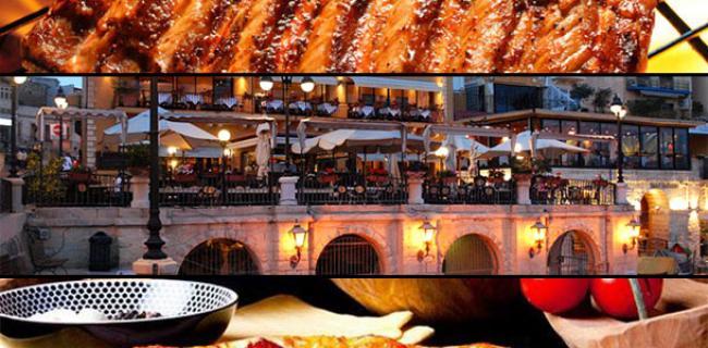 Ecco 3 validi ristoranti per i giocatori del Battle of Malta
