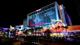 Flaming Las Vegas