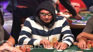 giocatore poker