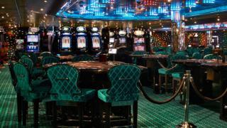 sala poker crociera