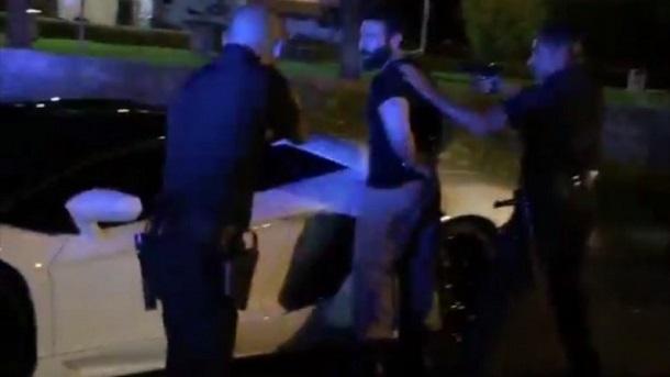 arresto Dan Bilzerian