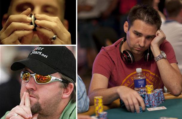 mentire nel poker