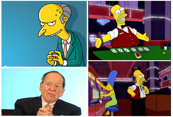 mr burns casinò