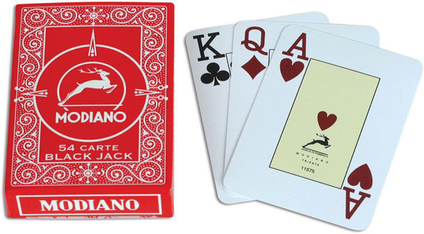 modiano carte