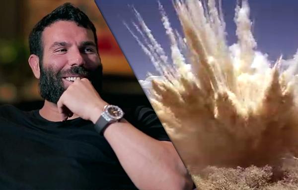 esplosivi per Bilzerian