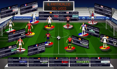 calcio e poker infografica