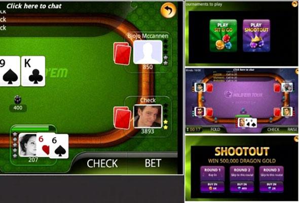 La casinos map