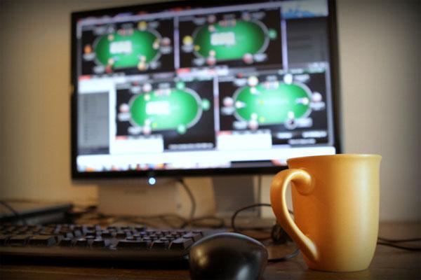 i fish nel poker