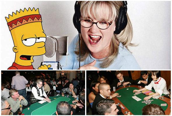 Nancy poker night