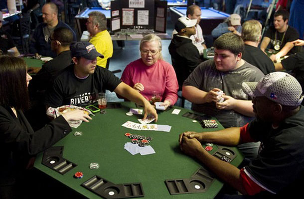 poker al bar