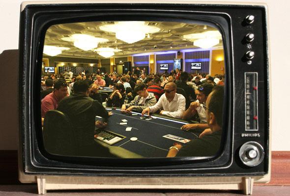 poker e televisione