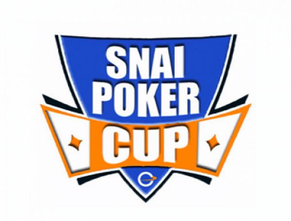 snai poker cup novembre 2012